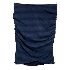 LULULEMON • Blue Black Maternity Yoga Halter Tank
